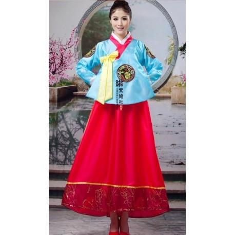 Hanbok koreanische Kleider koreanische kleidung koreanische tracht