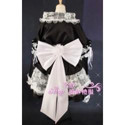 Lolita Chiffon Kleid Kimono Prinzessin Kleid Cosplay Kostüme