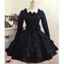 Lolita Kleid Prinzessin Kleid Vintage Spitze Cosplay Kostüme