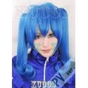 Kagerou Project Enomoto Takane blaue Cosplay Perücke