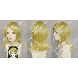 Lucaille® Vocaloid Perücke Cospaly Rin blonde Perücke