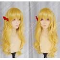Lucaille® KurokoNoBasuke Perücke Cospaly Kise Ryota blonde locken Perücke