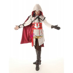 Assassin's Creed II Ezio Cosplay Kostüme Deluxe Set
