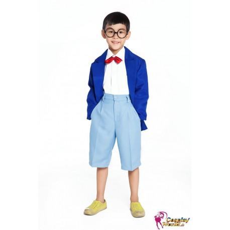 Kinder Cosplay Kostüme, Detective Conan Kostüme