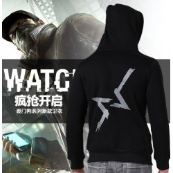 Watch Dogs Hoodie Kapuze Game Kostüm