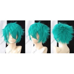Lucaille® Vocaloid Perücke Cospaly Mikuo grüne Perücke