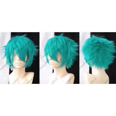 Lucaille® Vocaloid Perücke Cospaly Mikuo grüne Perücke