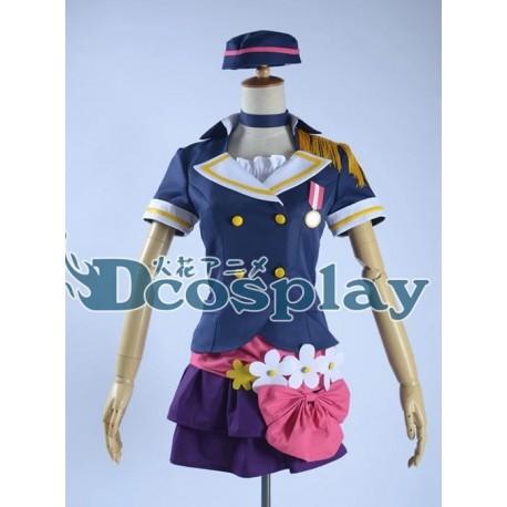 Love Live A-RISE shocking party Cosplay Kostüme, Uniform auf maß