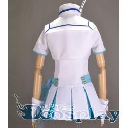Love Live Yazawa Niko Cosplay Kostüme, Uniform auf maß