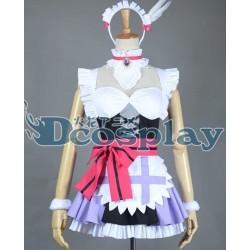 Love Live Tojo Nozomi Cosplay Kostüme, Maid kostüme auf maß
