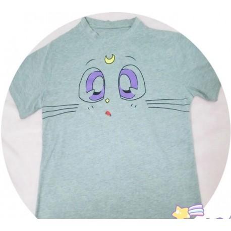 Sailor Moon T-Shirts, Luna T-Shirt
