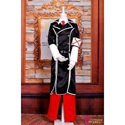Vocaloid Kagamine Len Lolita Cosplay Kostüme schwarzen Anzug