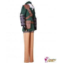 Legend of Zelda link cosplay Kostüme Set Deluxe online kaufen