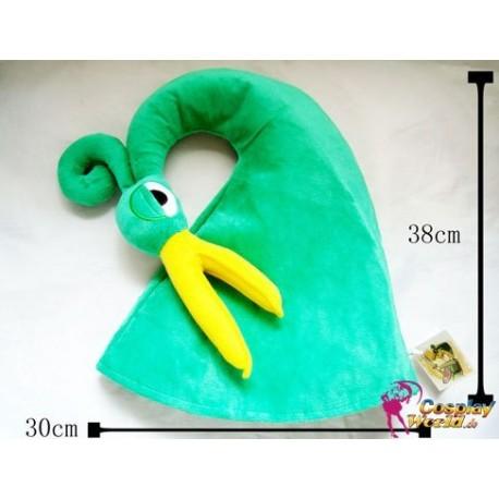 The Legend of Zelda Link cosplay Baumwolle Hut kawaii lange grüne Mütze Halloween Weihnachten