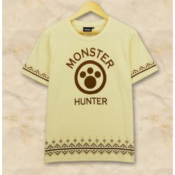 Monster Hunter Cat Airou Shirt, coole T-Shirt, Game Baumwolle T-Shirt Cosplay Kostüme
