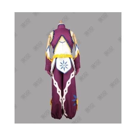 Monster Hunter Cosplay Kostüm Myctophum lychnobium Kostüme auf Maß