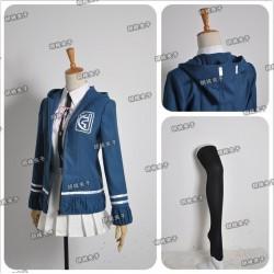 Danganronpa 2 Chiaki Nanami Cosplay Kostüme auf Maß