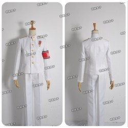 Danganronpa Kiyotaka Ishimaru Cosplay Kostüme Uniform auf Maß