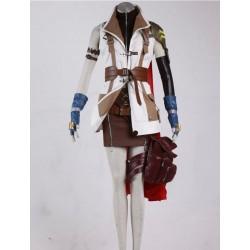 Final Fantasy-13 Lightning Cosplay Kostüme, Bühnenoutfits auf Maß