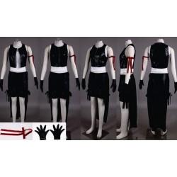 Final Fantasy Tifa ·Lockhart Cosplay Kostüme, Bühnenoutfits auf Maß