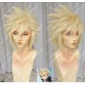 Lucaille®-Final Fantasy Perücke Cosplay Tidus hellblonde Perücke