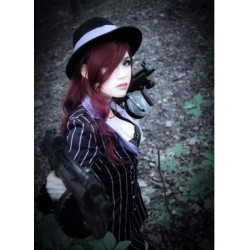 LOL Cosplay Kostüme, Miss Fortune Kostüme