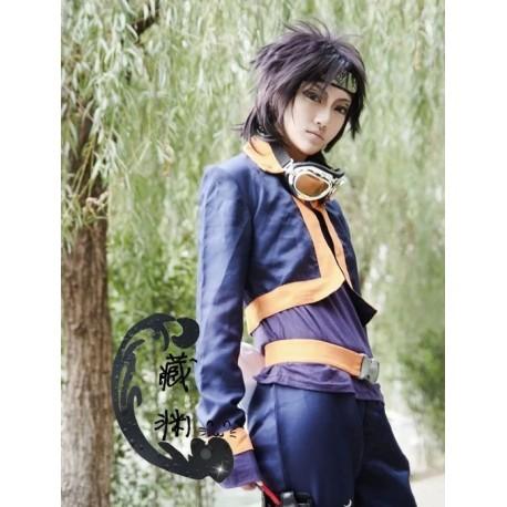 Anime Manga Naruto Uchiha Obito Cosplay Kostüm auf Maß