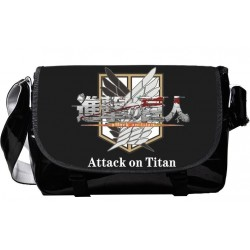 Attack on Titan Ainme Messenger Bag, Messenger Tasche