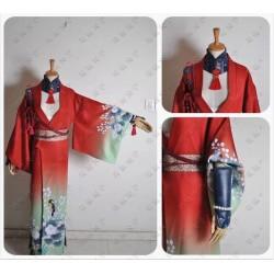 Dramatical Murder DMMD Koujaku Kimono Cosplay Kostüme auf Maß