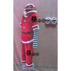 Dramatical Murder DMMD Seragaki Aoba Cosplay Kostüme Weihnachten Kleidung auf Maß