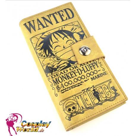 One Piece Anime Wallet online kaufen, Geldbeutel Dammen, Geldbeutel Herren, coole Geldbeutel